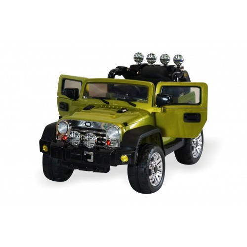 Jeep Wrangler With Kids Ride On Planet